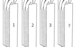 Определение количества секций радиаторов отопления по площади, объему и мощности