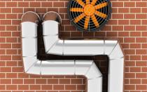 Принцип устройства вентиляции погреба или подвала